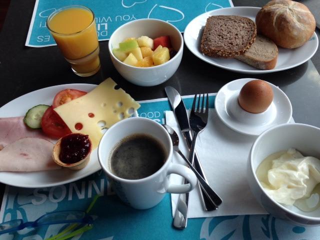 La colazione di ALLA TORRE DEL BARBAROSSA
