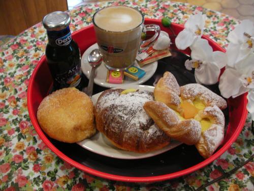 La colazione di IL BACO B&B