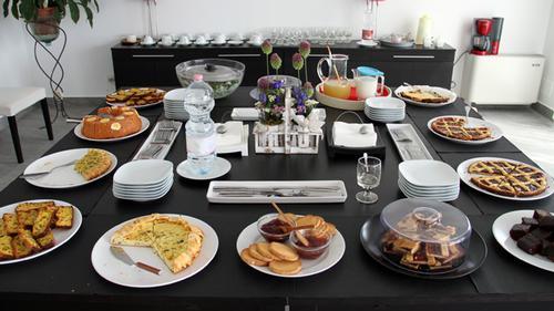 La colazione di COSTANTUCCI COUNTRY HOUSE