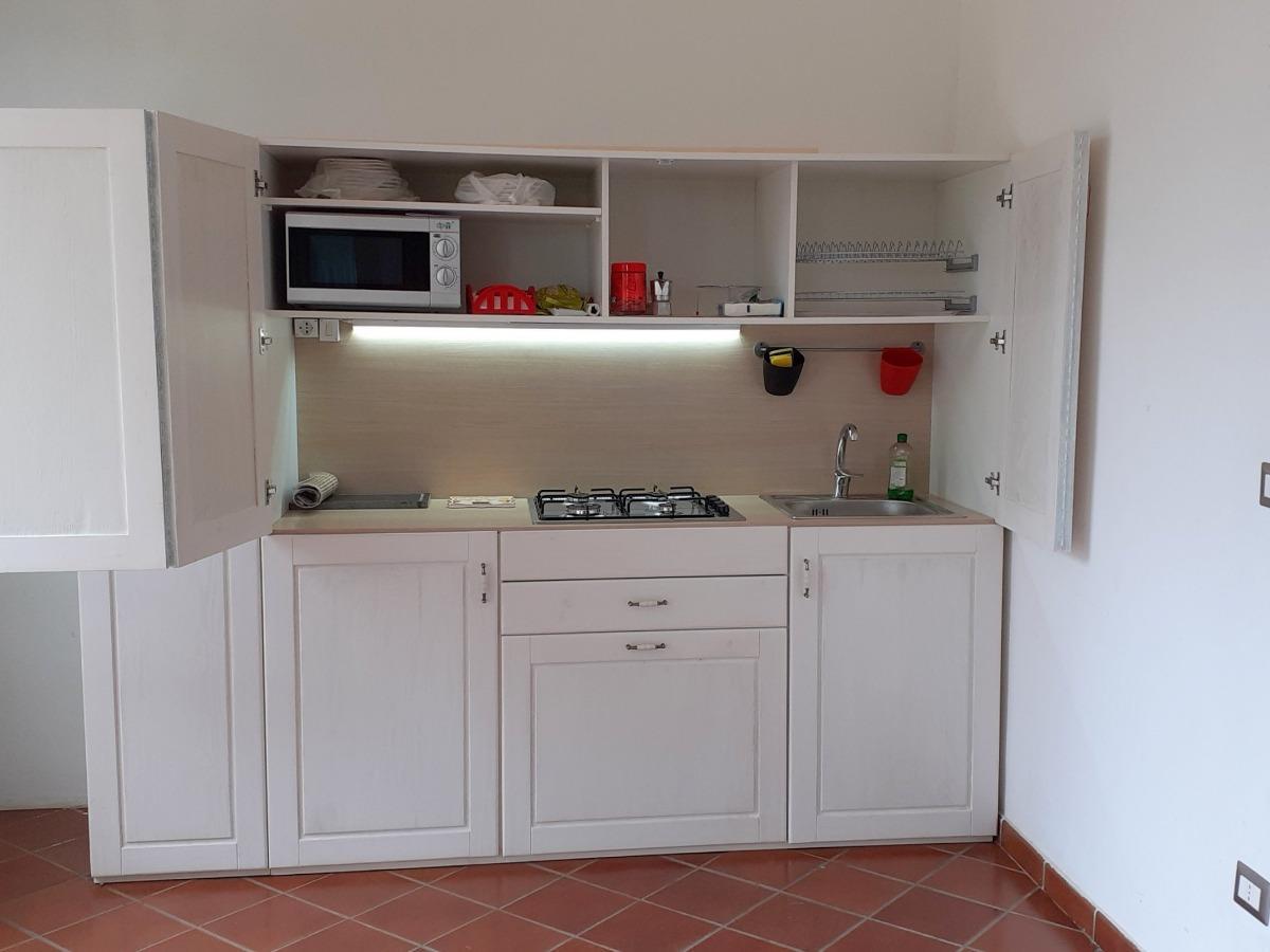 Camera con Cucina 5
