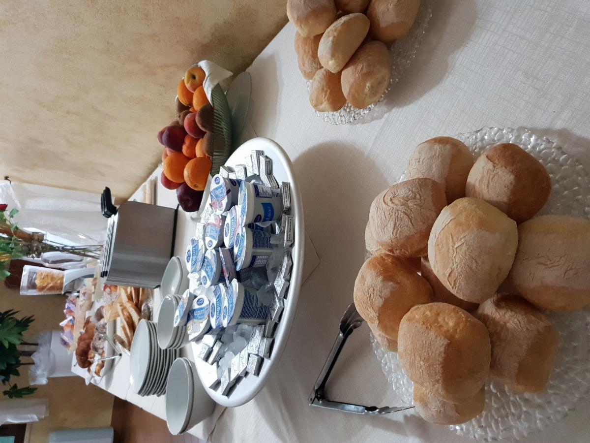 La colazione di PUNTO DI RISTORO SU SOI