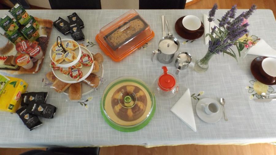 La colazione di LA TARTARUGA