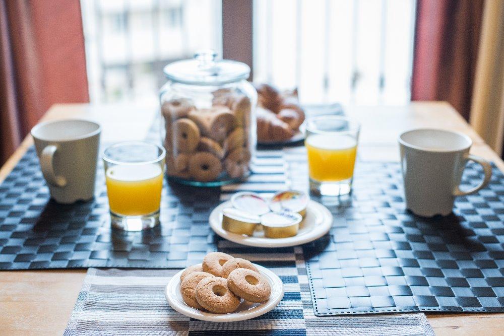 La colazione di DIMORA GROTTONE