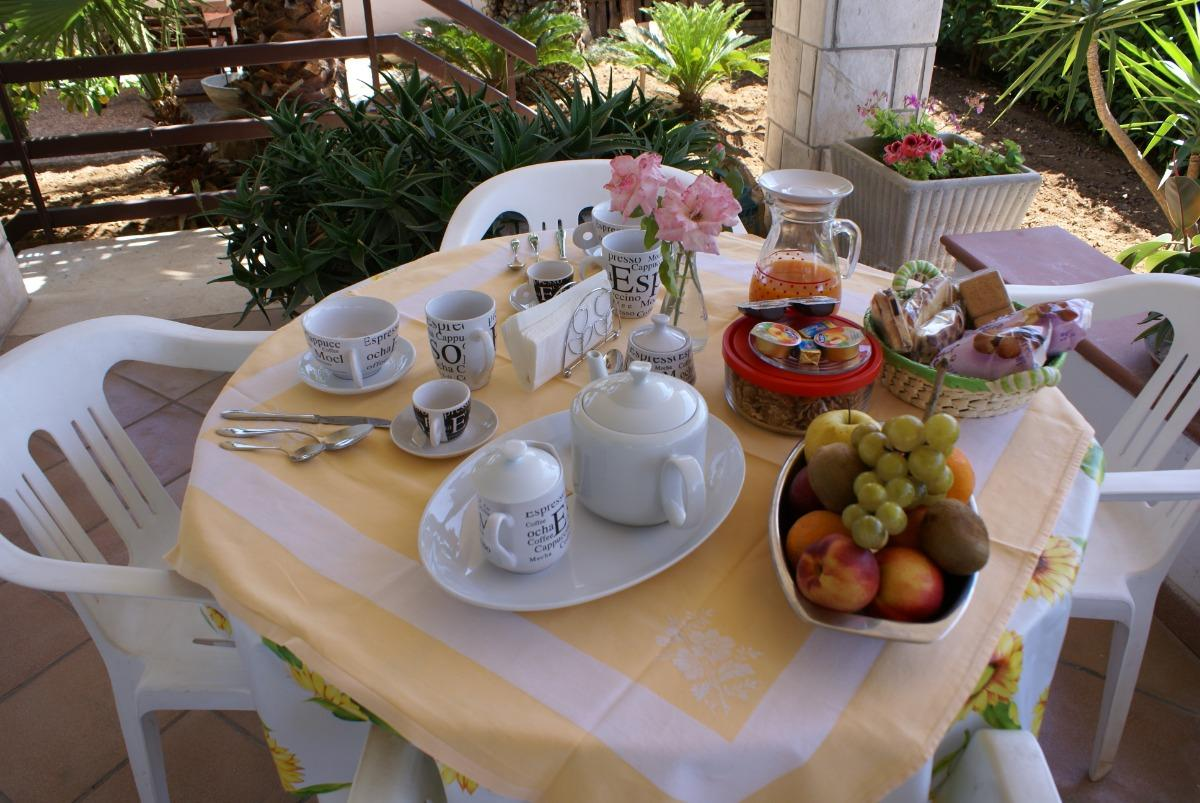 La colazione di IL B&B DEL MARESCIALLO