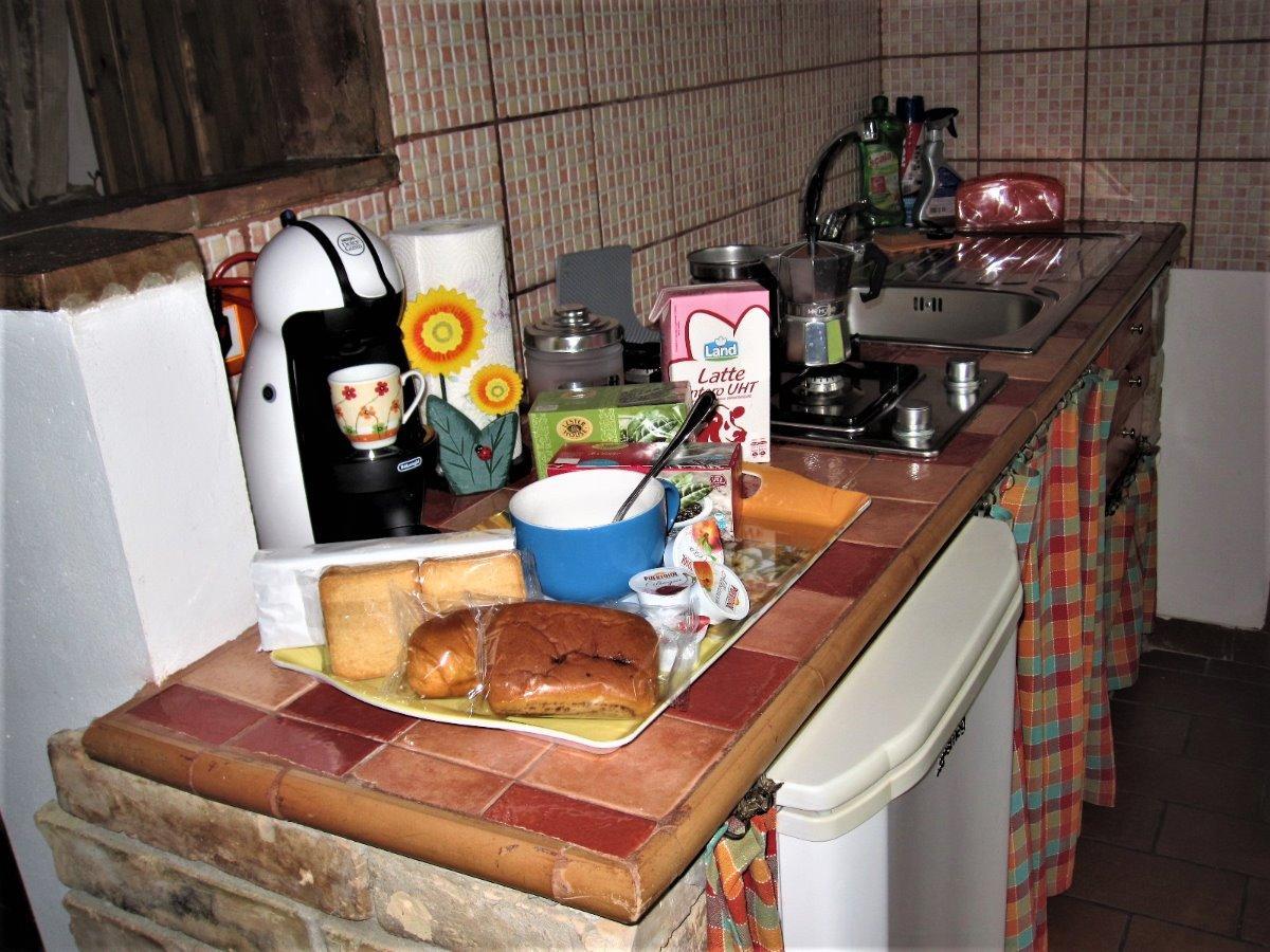 La colazione di LA PIETRA RARA