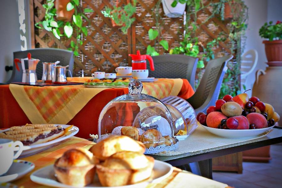 La colazione di L'ORIZZONTE