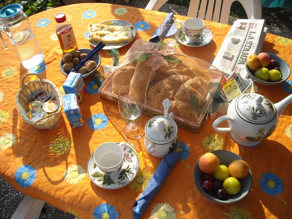 La colazione di AGRODOLCE