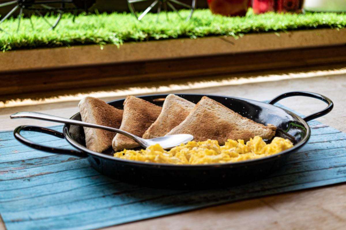 La colazione di BRIC & BRAC