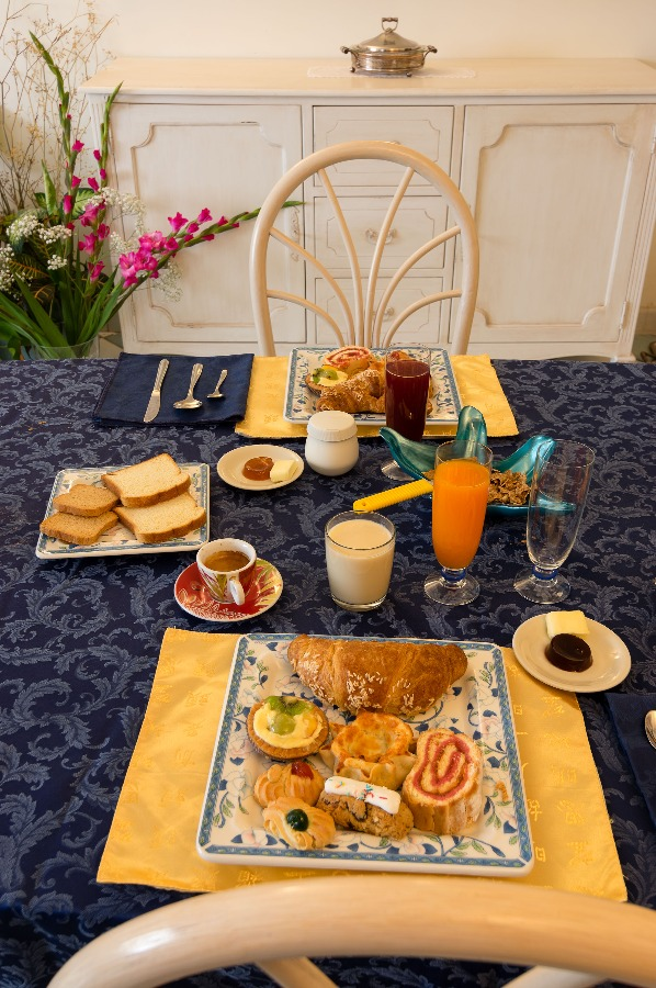 La colazione di ALGHERO LIDO