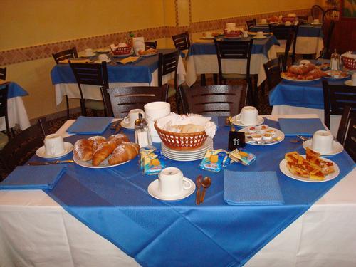 La colazione di HOTEL VILLA ERSILIA