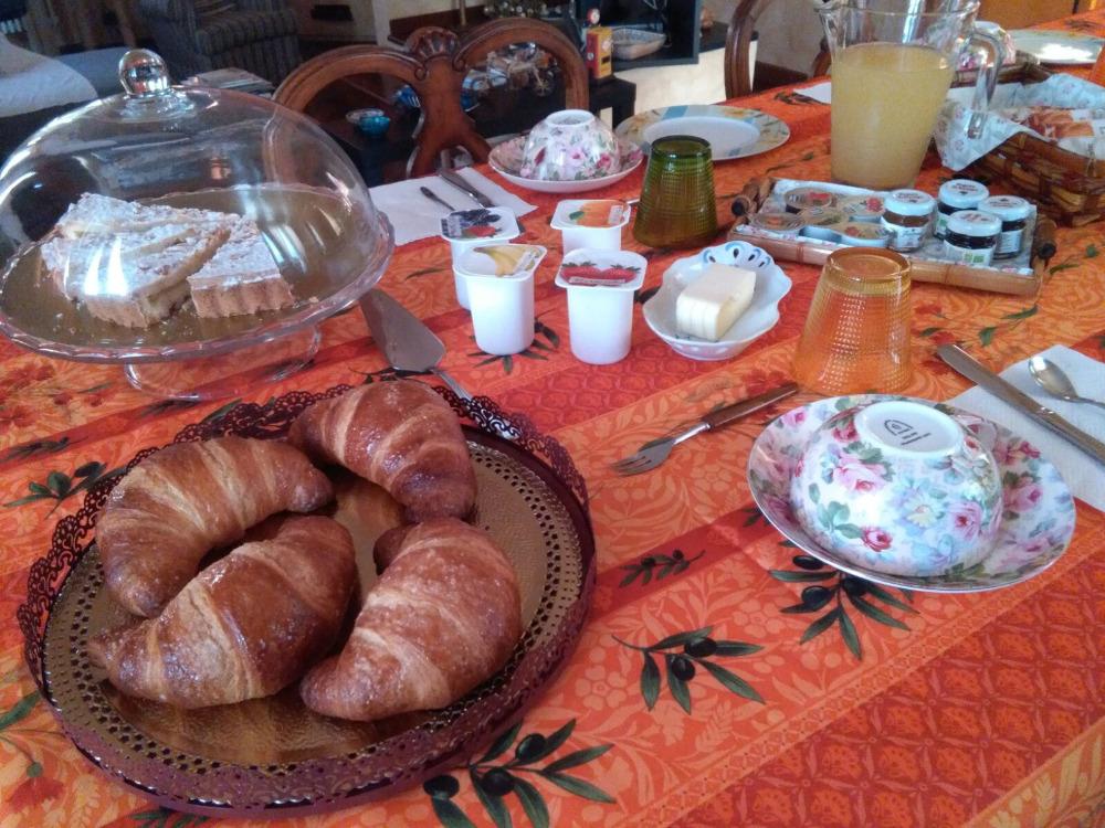 La colazione di LE DUNE