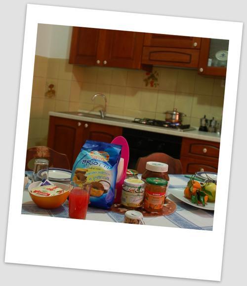 La colazione di B&B DA TOMMY