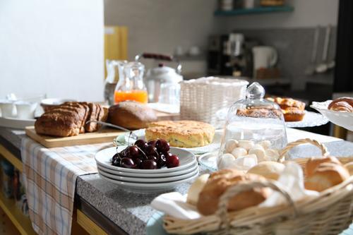 La colazione di A CASA DI MÌNOLA