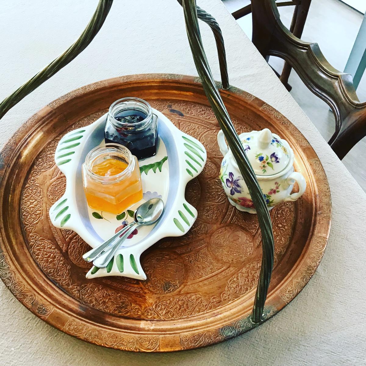 La colazione di CASA CANTONIERA