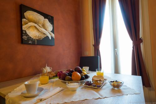 La colazione di RESIDENCE AL PODESTÀ