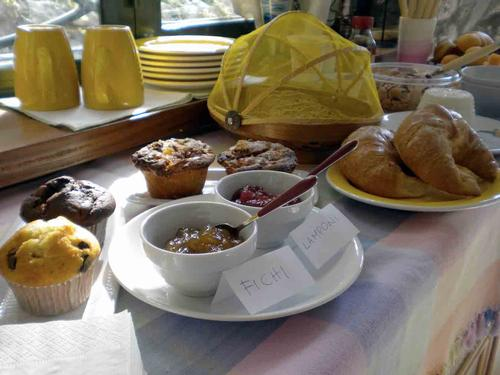 La colazione di CIRCE TRA CIELO E MARE