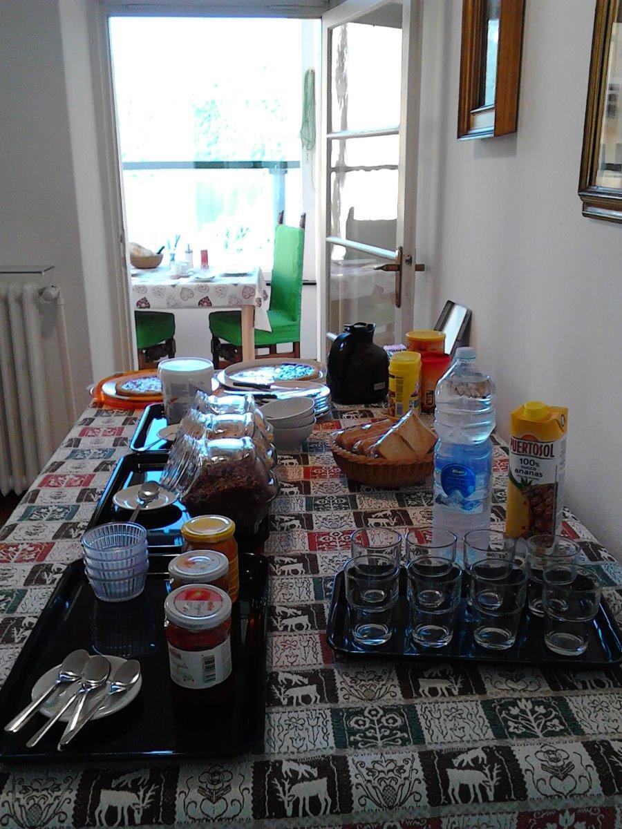 La colazione di LE COLOMBINE