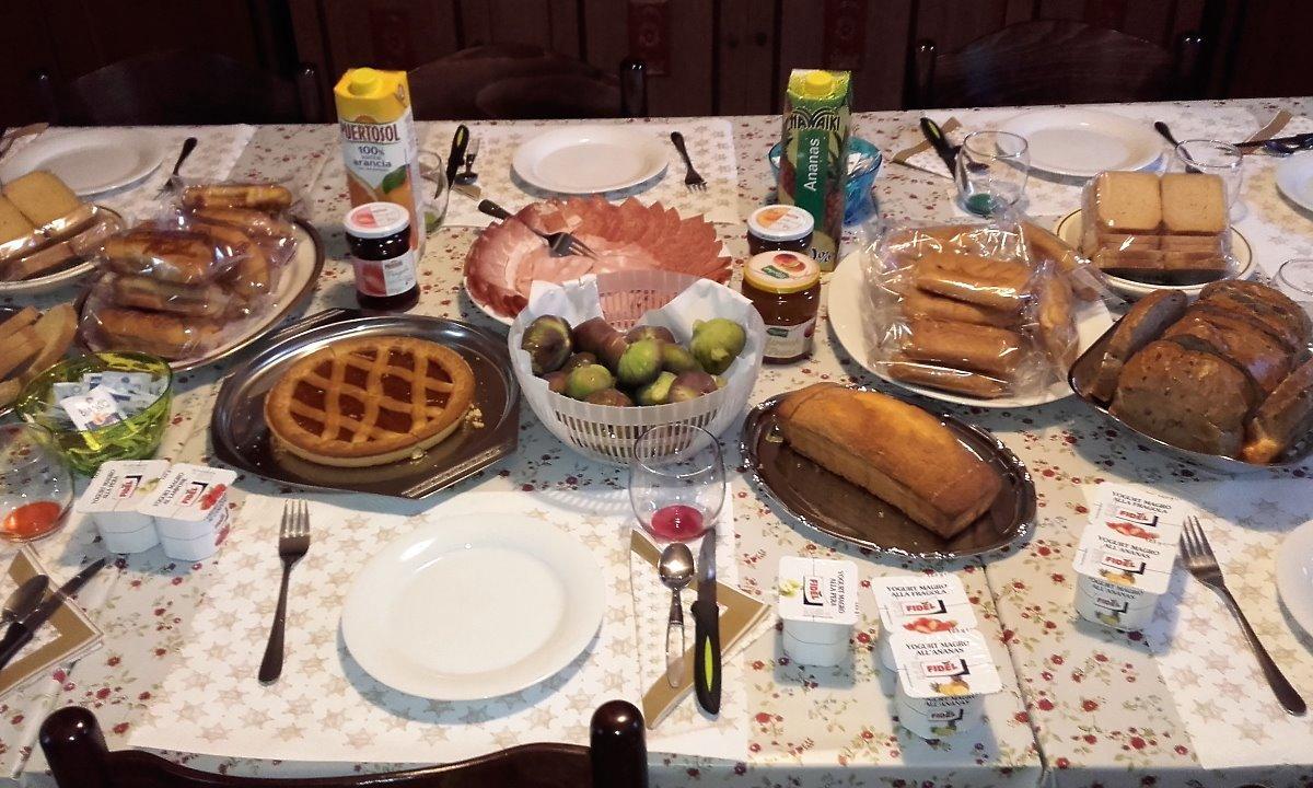 La colazione di DEI LAGHI