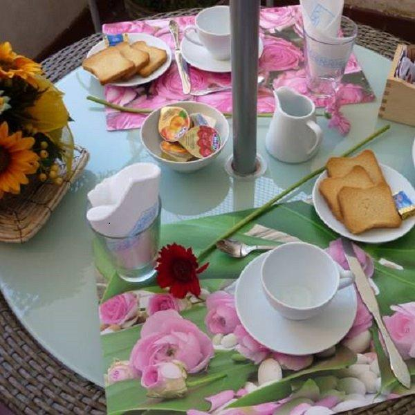La colazione di ARABESQUE