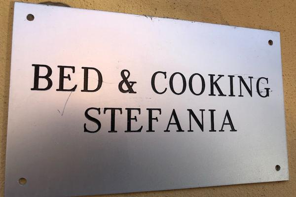 Bed & Cooking Stefania