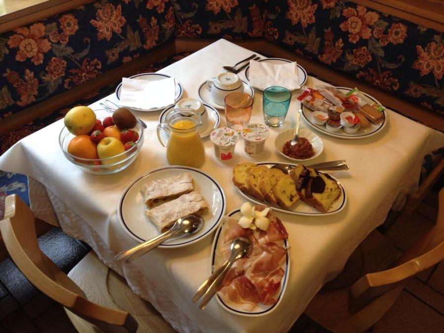 La colazione di ALLA PERLA