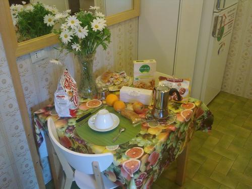 La colazione di CASA CATERINA