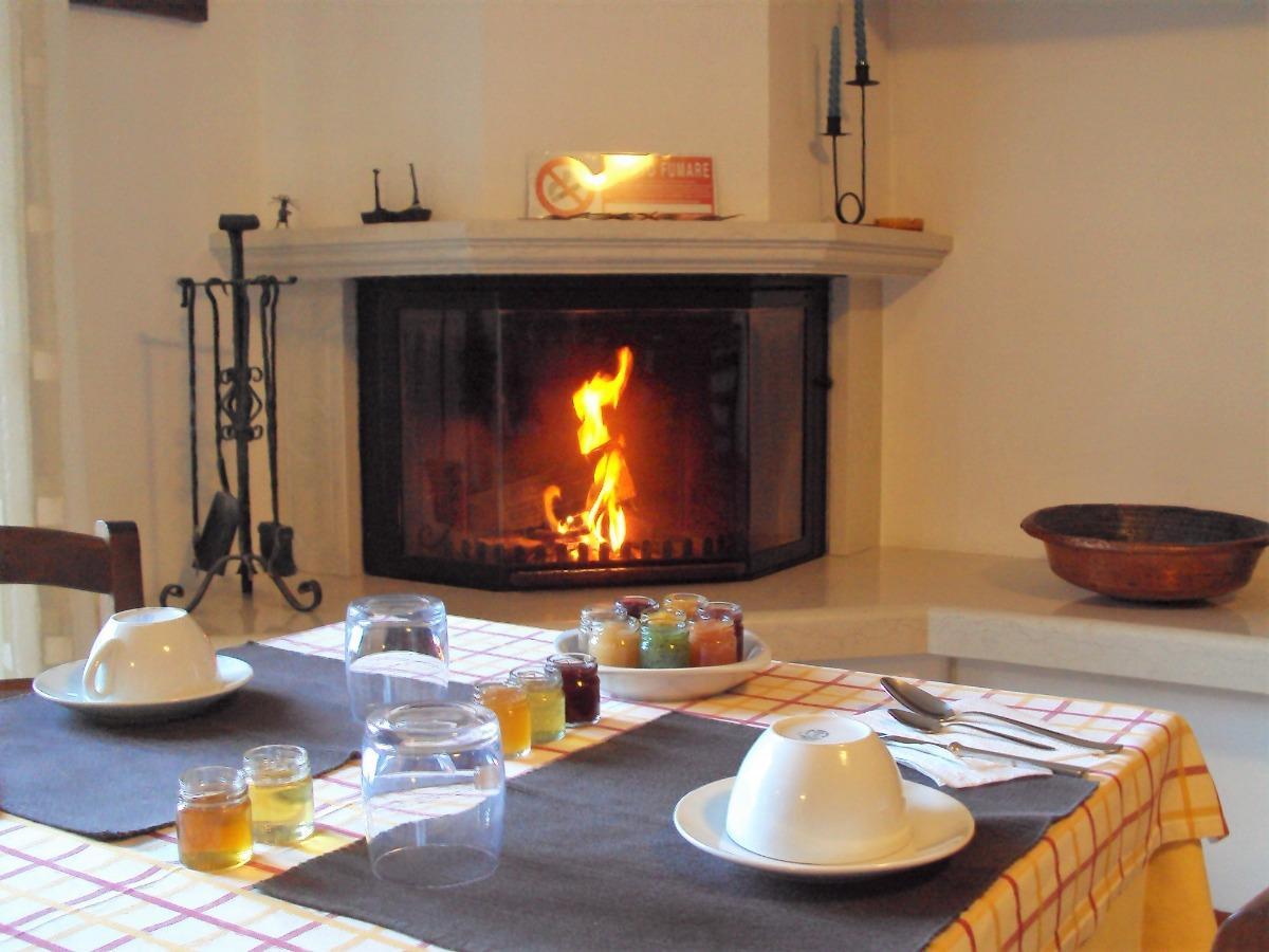 La colazione di CASA MARTINA