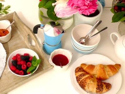 La colazione di ROOM & BREAKFAST LA PECORA NERA