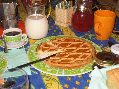 La colazione di PIAZZA VITTORIO
