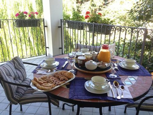 La colazione di CITTÀ GIARDINO