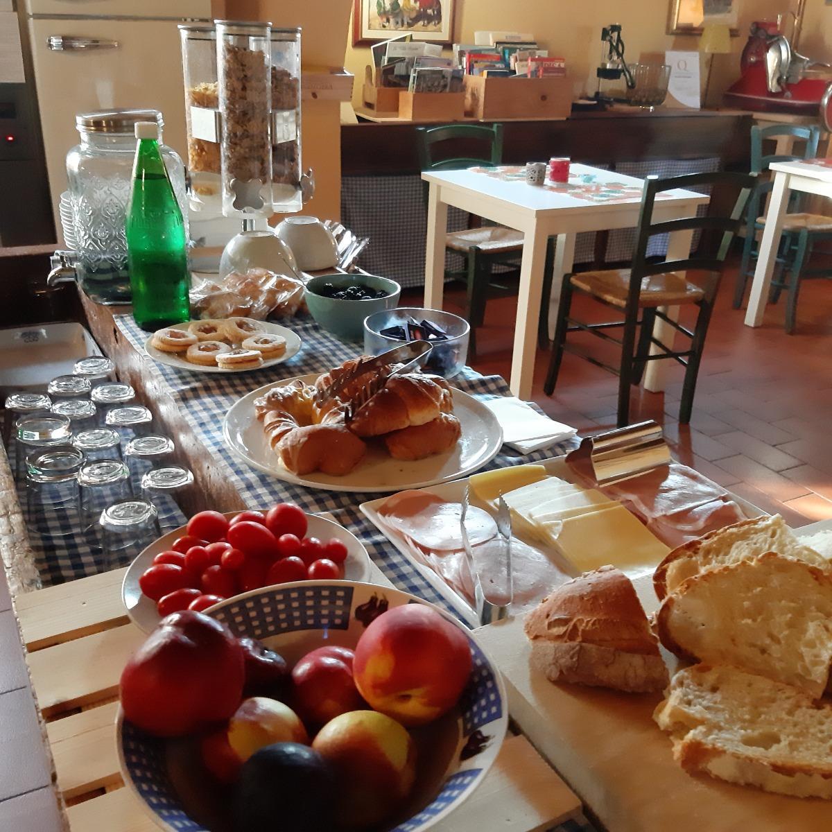 La colazione di LA CORTE DI STELIO