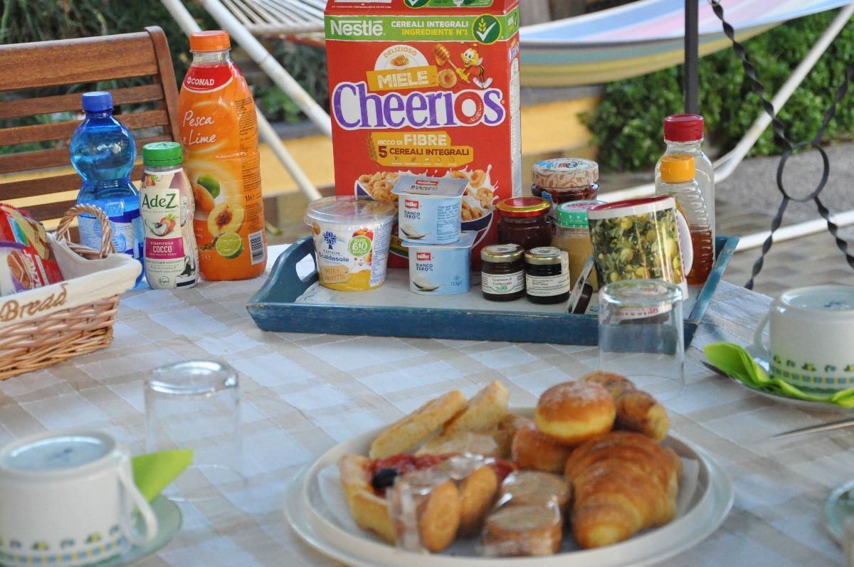 La colazione di CASTELVECCHIO