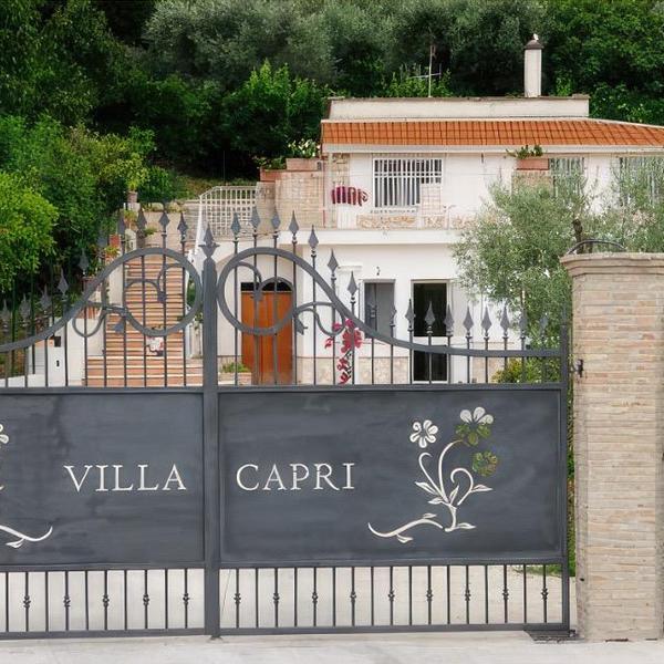 villa capri