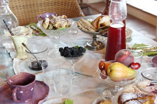 La colazione di LA VIA DELLA SETA