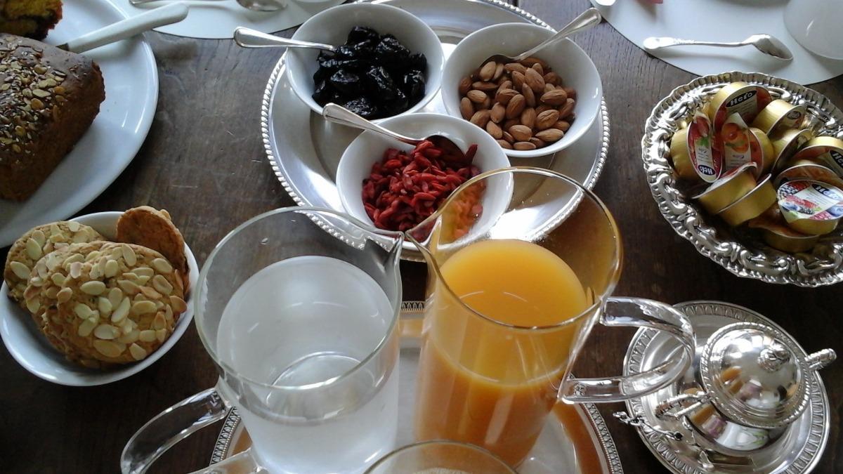 La colazione di IL GLICINE B&B