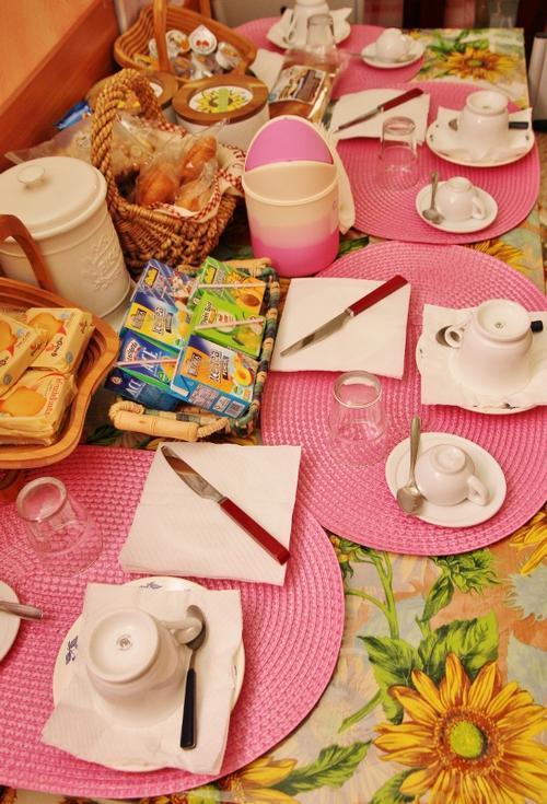 La colazione di CASA NONNA ZAIRA