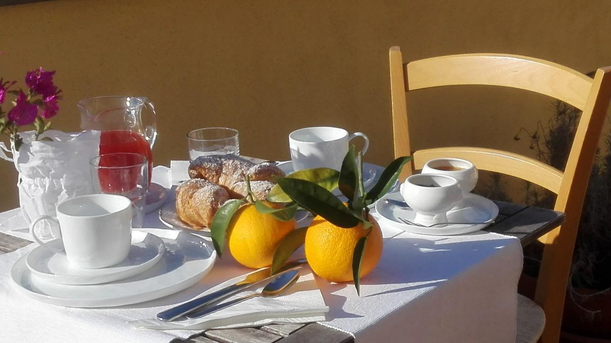 La colazione di PERNAMBUCCO