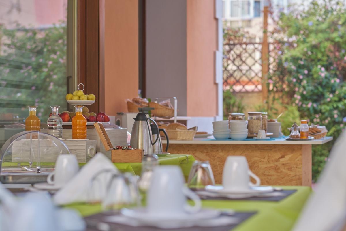 La colazione di GUESTHOUSE LIBETICUS