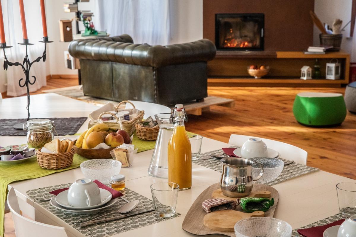La colazione di B&B OASIPICOLIT