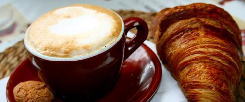 La colazione di SU PER I COPPI