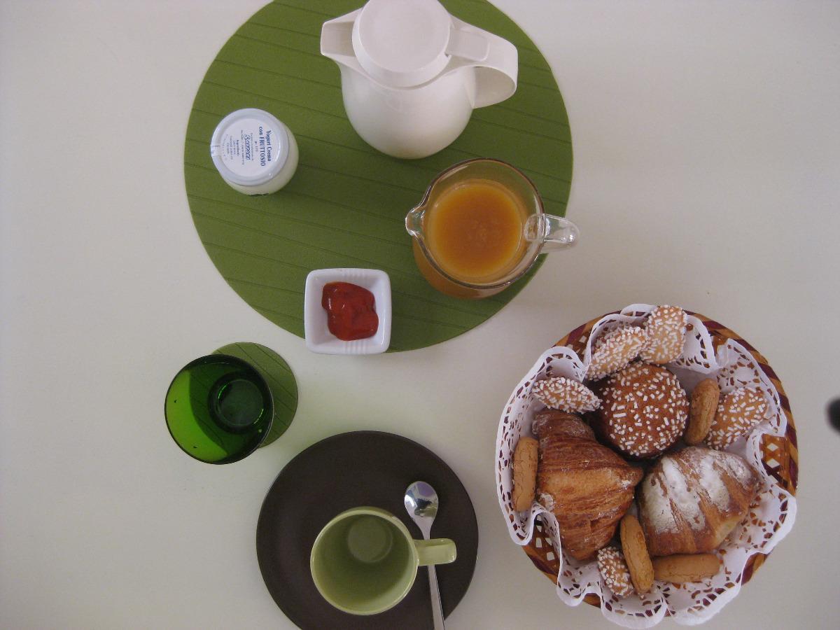 La colazione di MENTA E LILLÀ