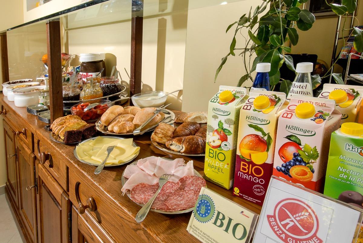 La colazione di HOTEL BAHAMAS