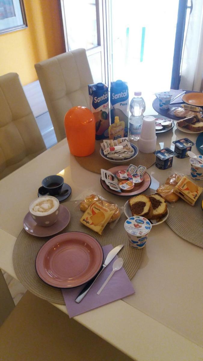 La colazione di TERRACINA HOUSE