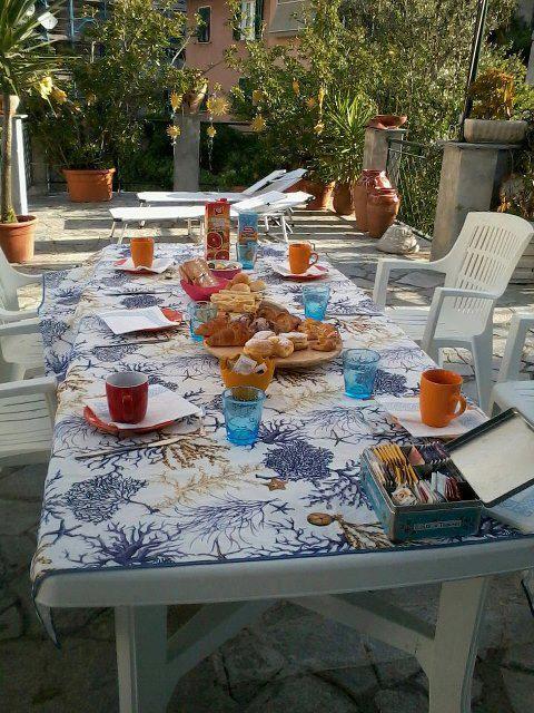 La colazione di CASA FLORINDA