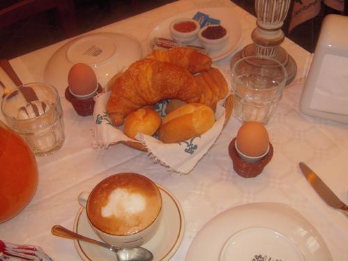 La colazione di LA PROSCIUTTA