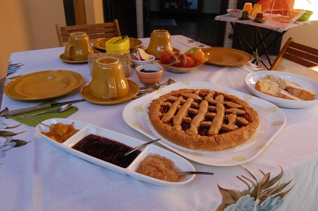 La colazione di A CASA NOSTRA