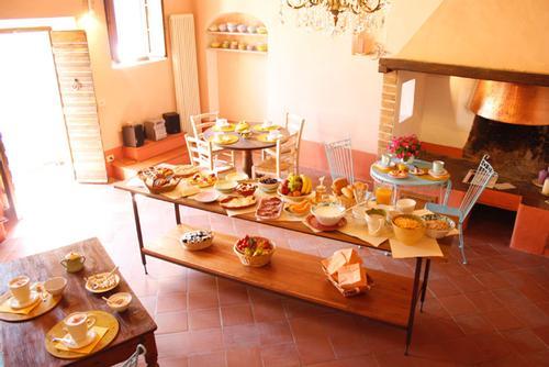 La colazione di LOCANDA DEL LOGGIATO