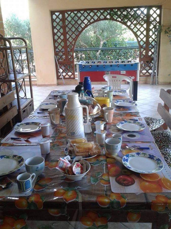 La colazione di CASA DEGLI ULIVI