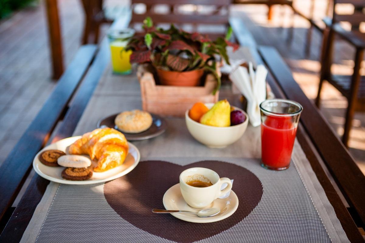 La colazione di OASI CAPROLACE