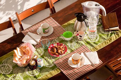 La colazione di B&B ISI & SAUNA